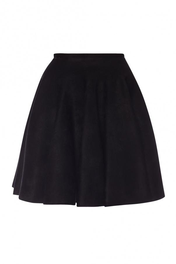 Alaia Velvet skirt