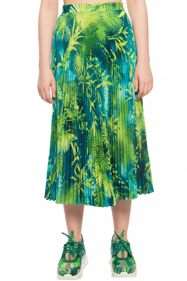 Pleated skirt od Versace