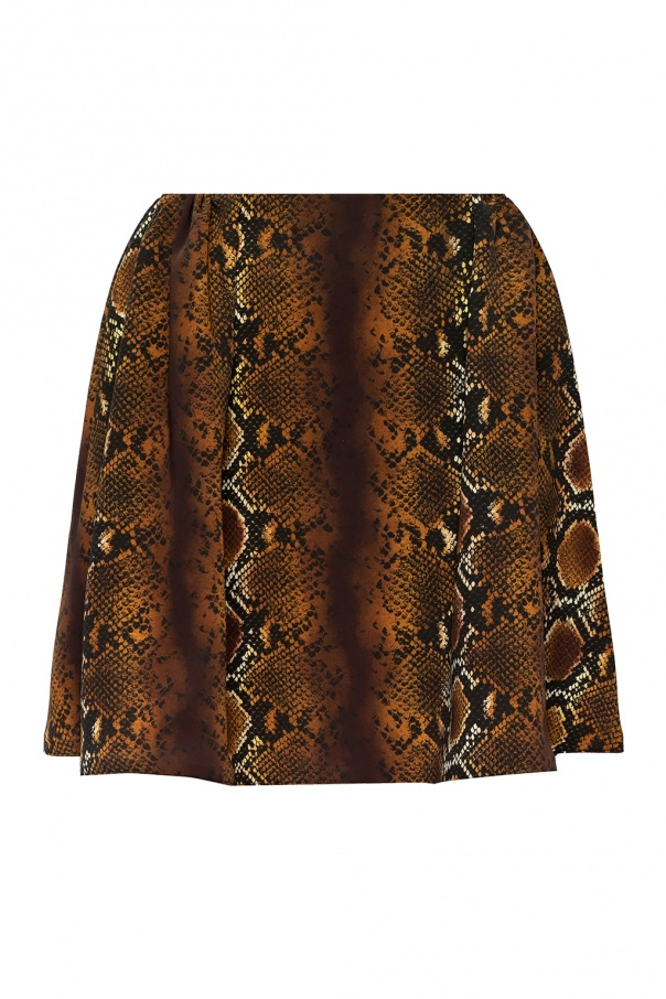 Versace Patterned skirt