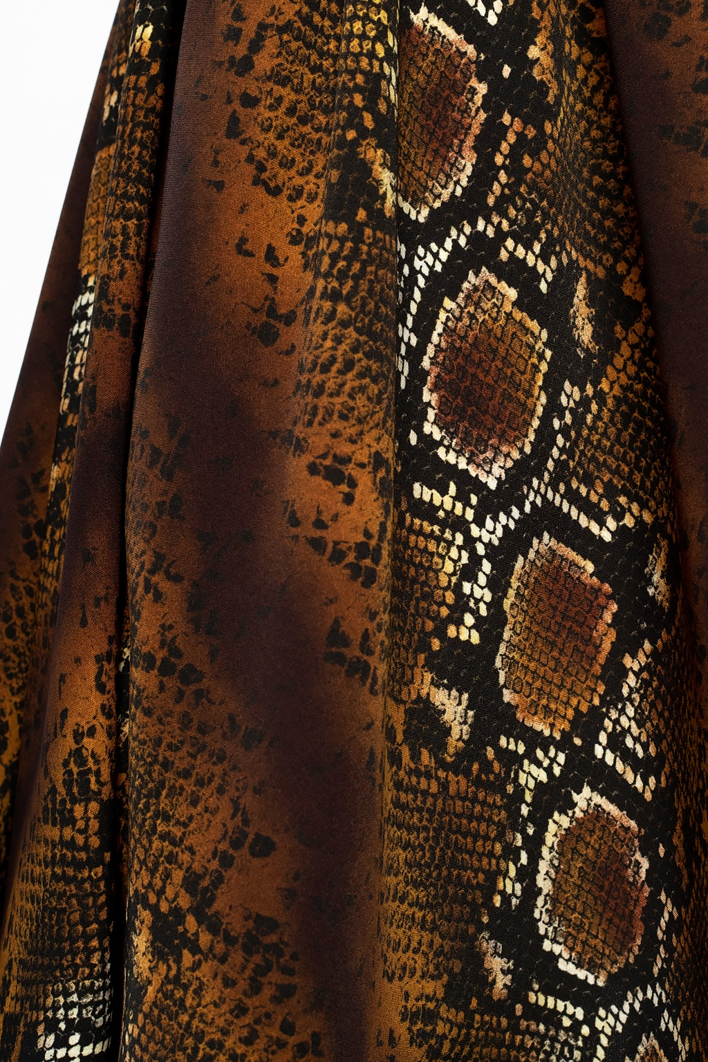Versace Patterned skirt