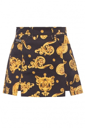 Barocco-printed skirt od Versace Jeans Couture