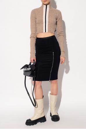 Skirt with decorative zipper od 1017 ALYX 9SM