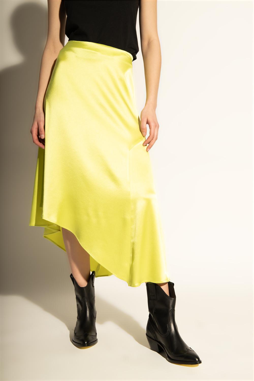 AllSaints 'Ani' satin skirt