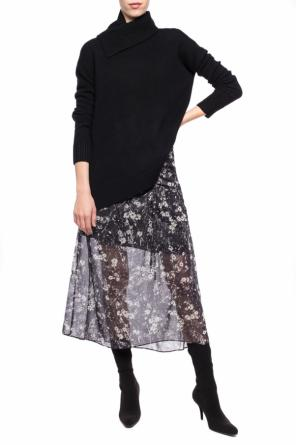 'ariya' skirt with gathers od AllSaints