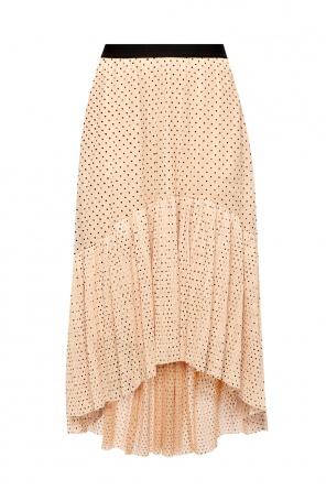 'aubrey' patterned skirt od AllSaints
