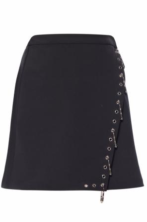 Cut-out skirt od Versace Versus