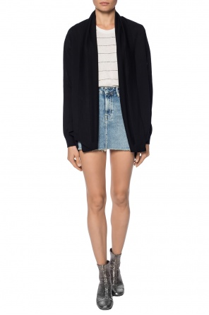 'betty' denim skirt od AllSaints