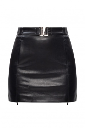 Vegan-leather skirt od MISBHV