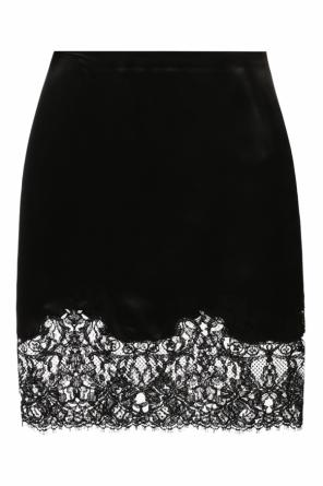 Lace-trimmed skirt od Givenchy