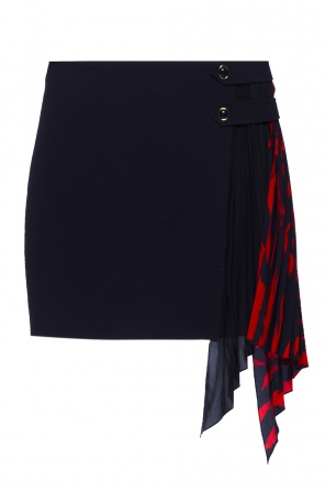 Asymmetrical skirt od Givenchy