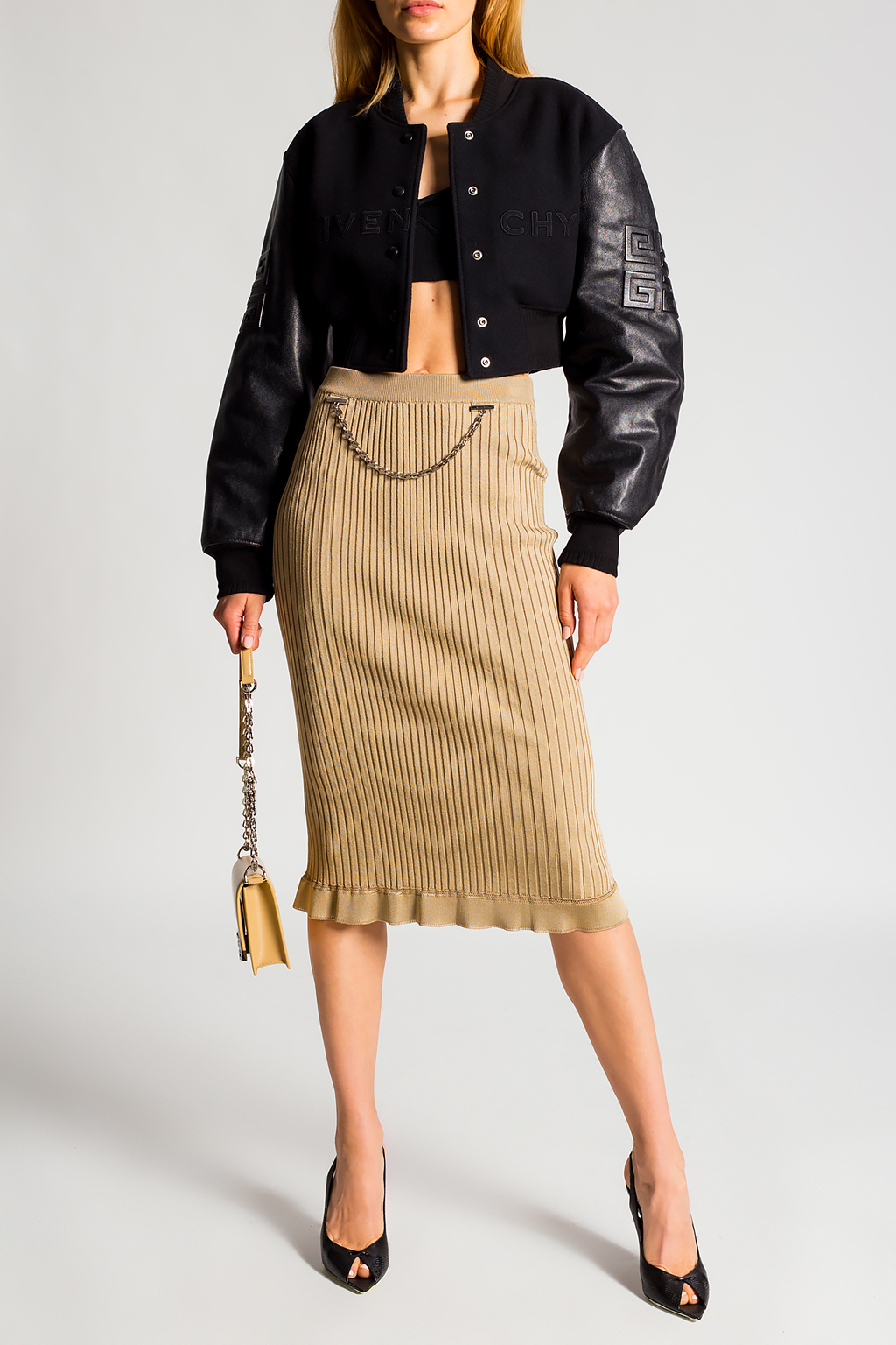 Givenchy Fitted skirt