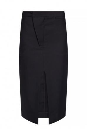 Skirt with slit od Ambush