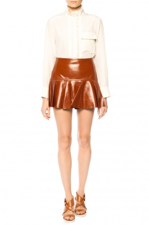 Skirt with a frill od Chloe
