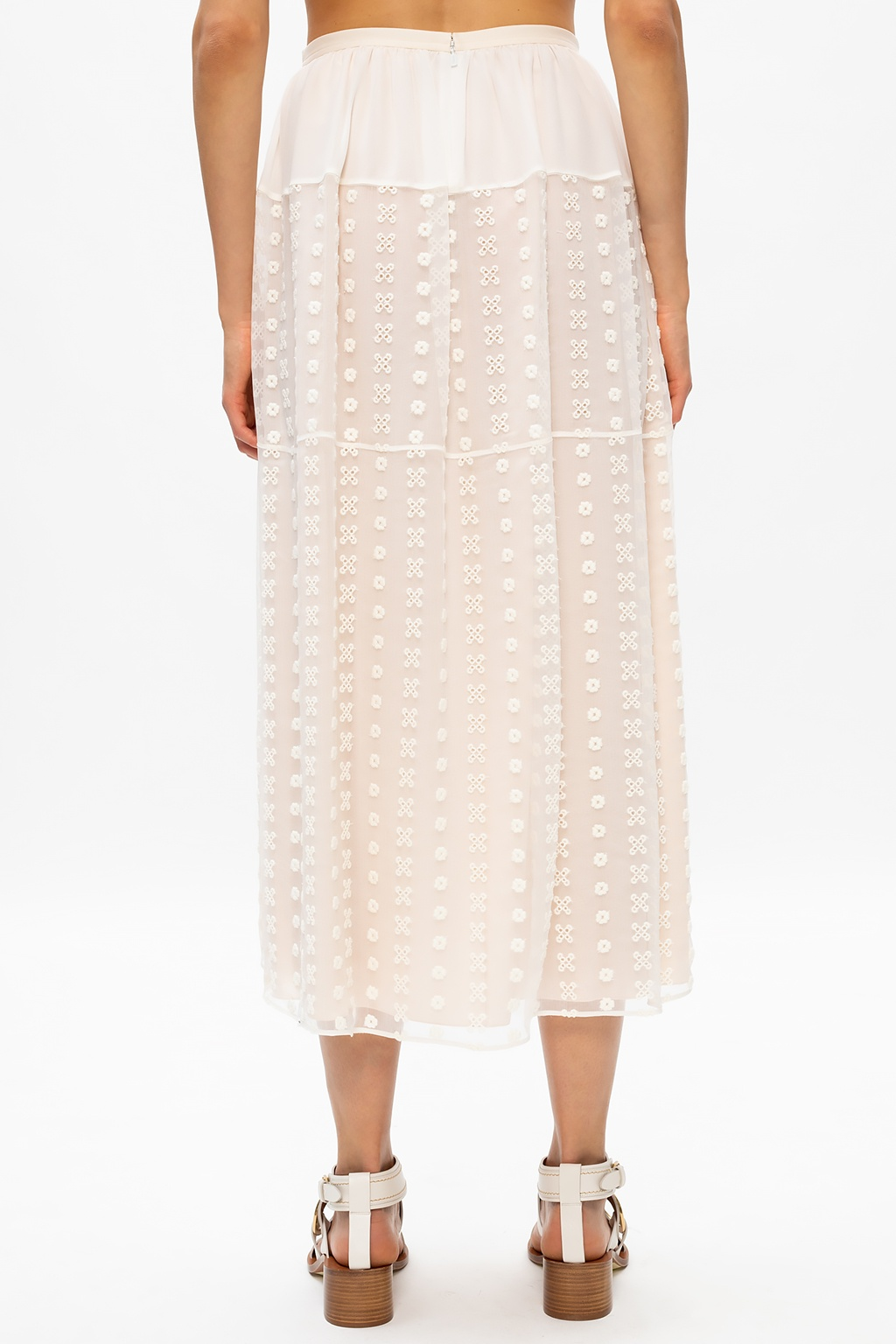 Chloé Long skirt