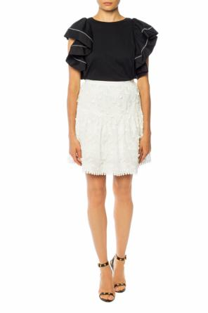 Embroidered skirt od See By Chloe