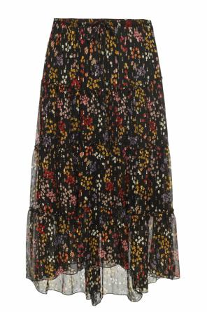 Floral motif skirt od See By Chloe