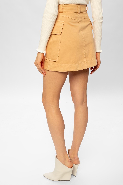 See By Chloe Mini skirt