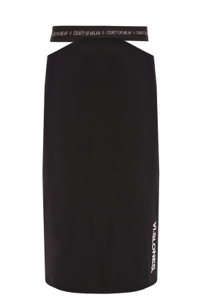 Cut-out skirt od Marcelo Burlon