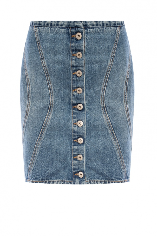 Marcelo Burlon Denim skirt