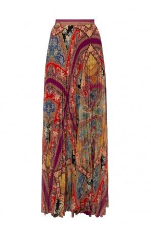 Pleated skirt od Etro