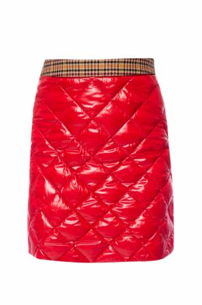 Quilted down skirt od Moncler