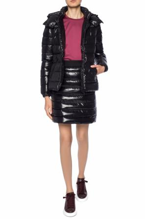 Quilted skirt with pockets od Moncler