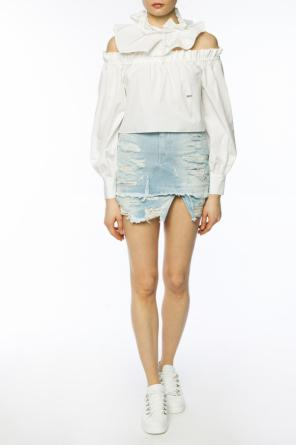 'de-mixy' denim skirt od Diesel