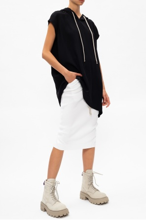 Cotton skirt od Rick Owens DRKSHDW