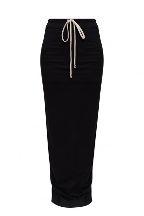 Skirt with pockets od Rick Owens DRKSHDW