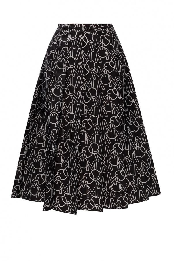 Moncler Patterned skirt