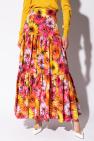 Dolce & Gabbana 花卉饰长裙