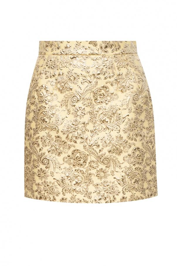 Dolce & Gabbana Patterned skirt