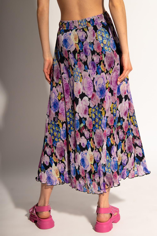 Ganni Pleated skirt