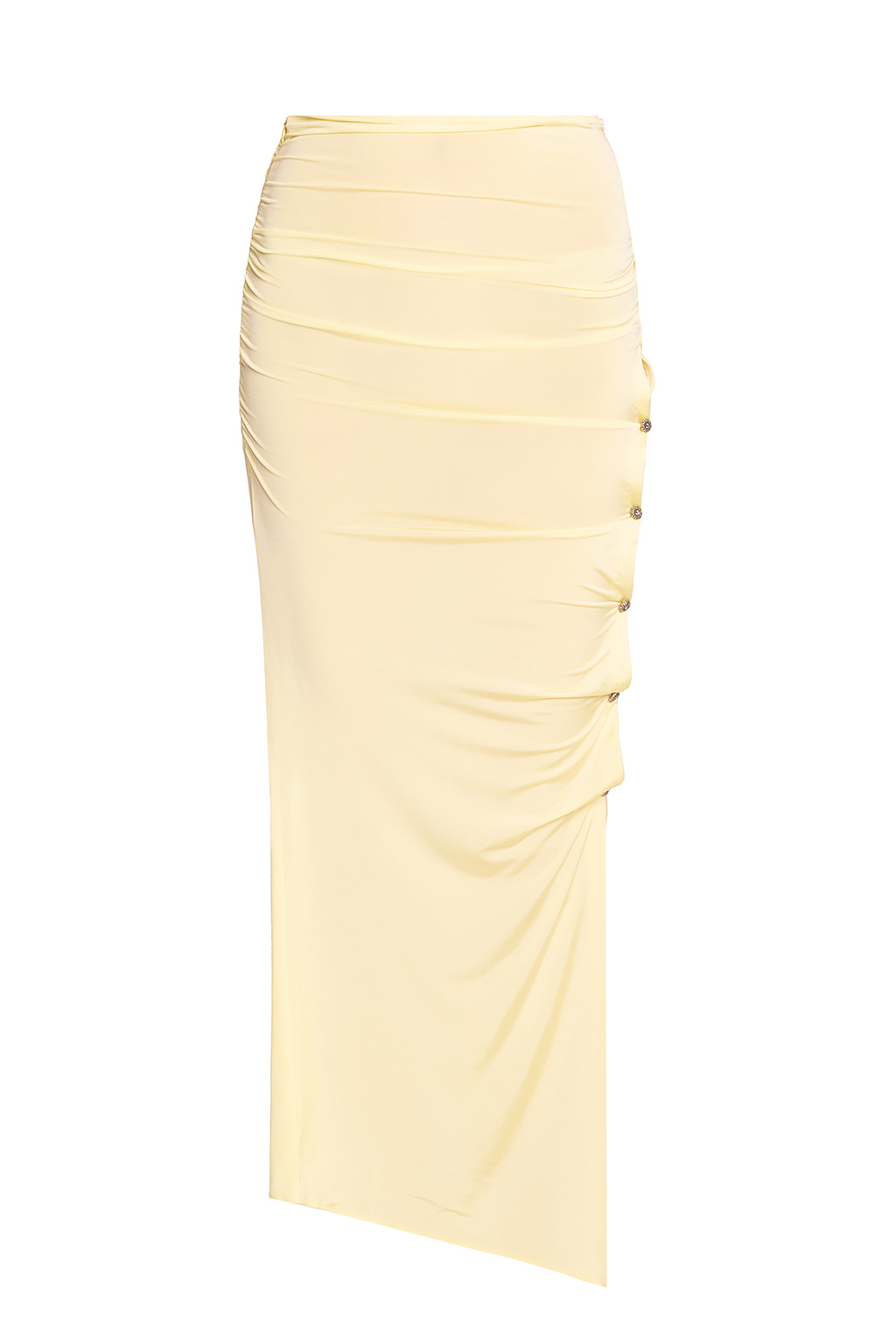 Acne Studios Ruched skirt