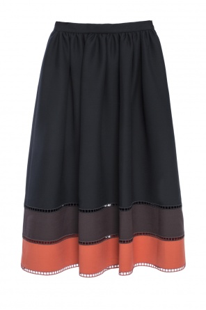 Flared skirt od Fendi