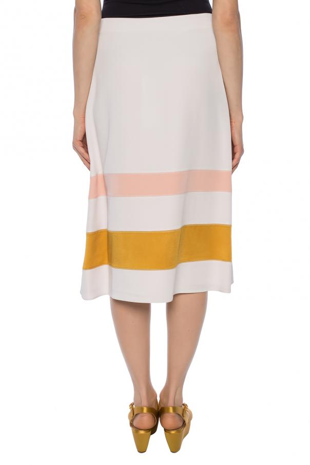 Skirt with stripes od Marni