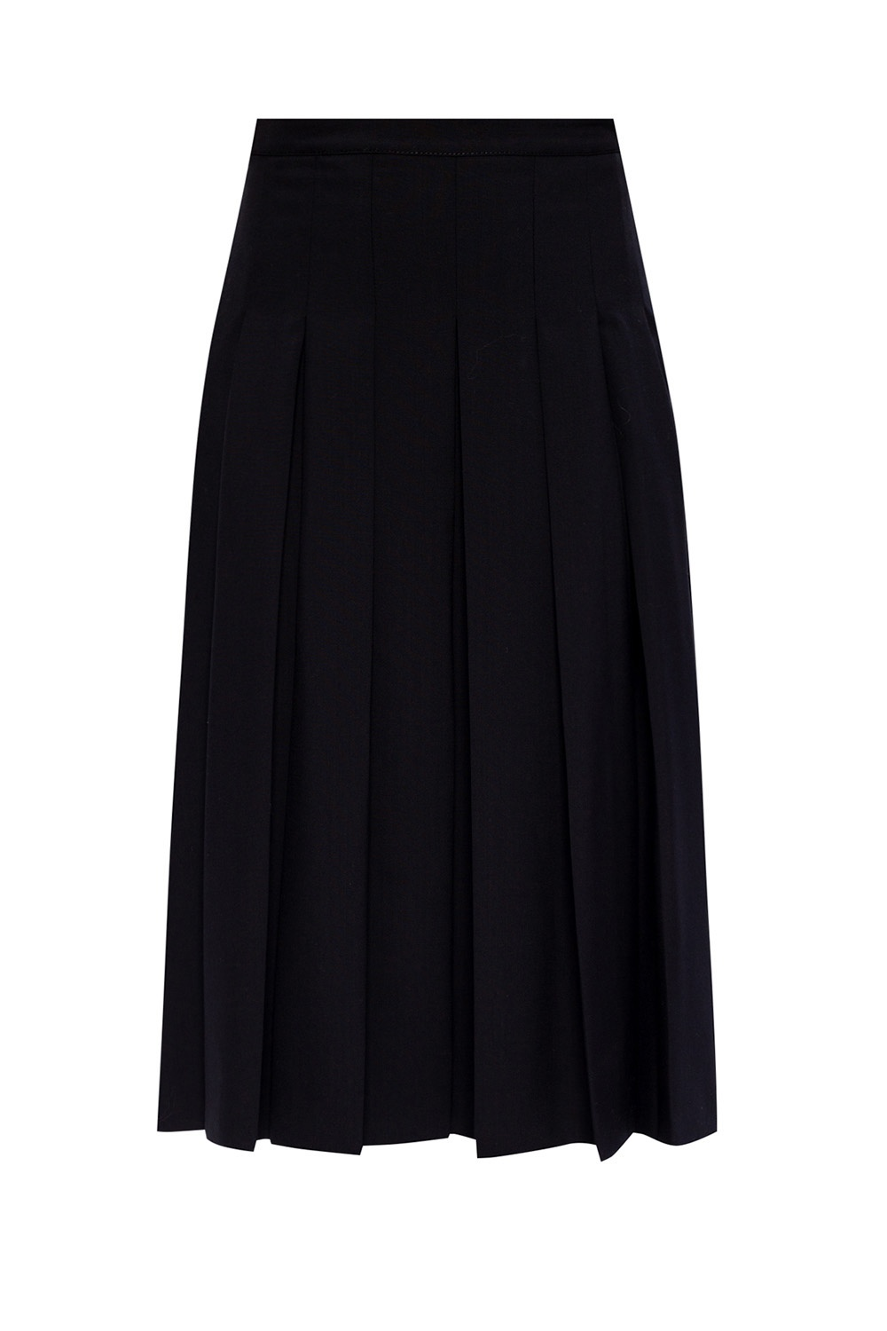 Marni Pleated front skirt