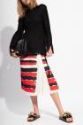 Marni Fringed skirt