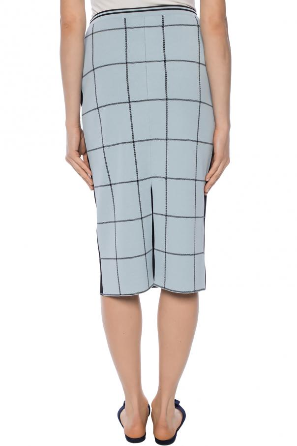 Checked skirt od Marni