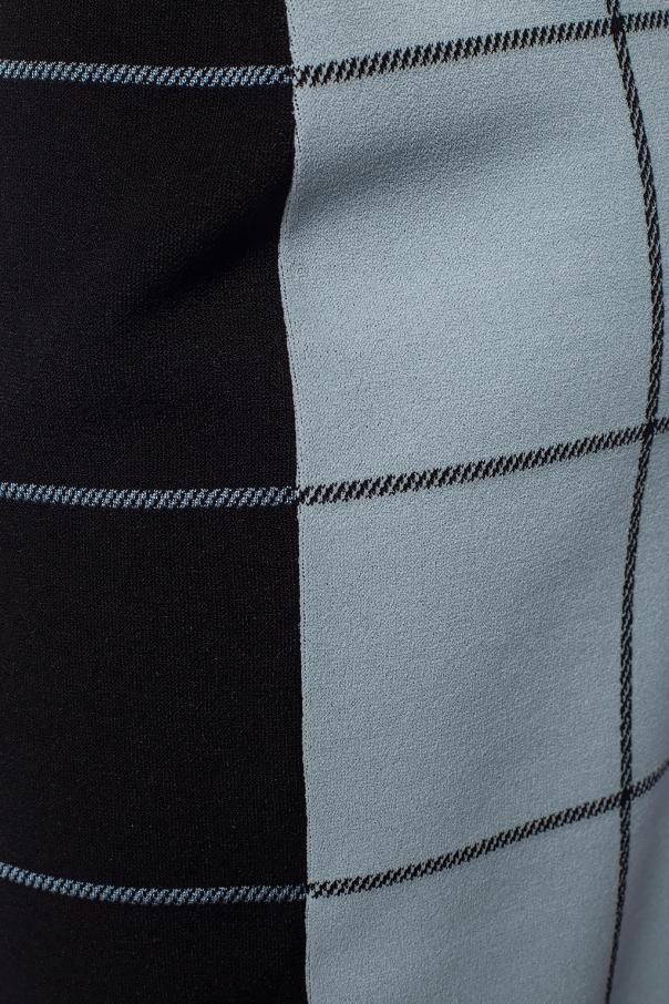 Checked skirt od Marni