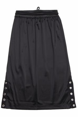 Skirt with eyelets od Diesel