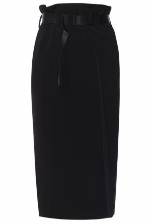 Long skirt with slit od Issey Miyake Women