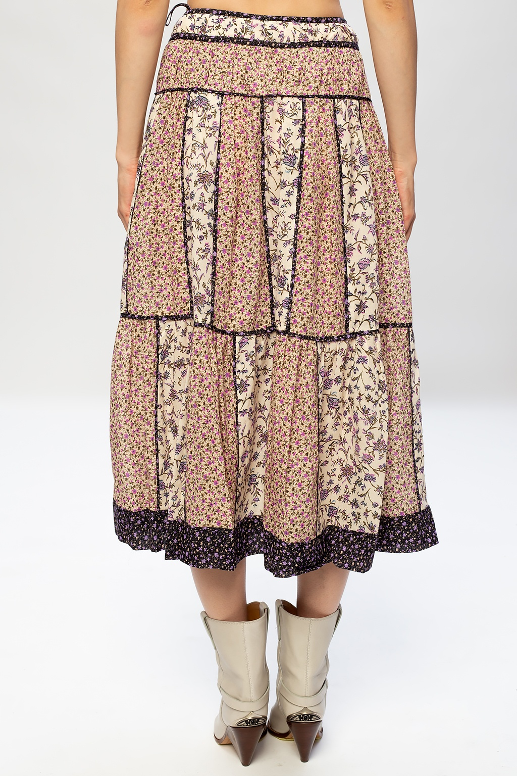 Ulla Johnson 'Josephine' patterned skirt