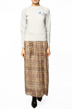 Patterned silk skirt od Isabel Marant Etoile