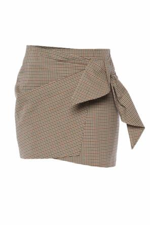 Short checked skirt od Isabel Marant Etoile