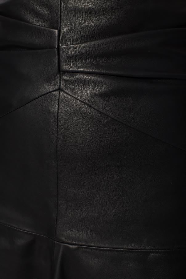 Spódnica z marszczeniem od Isabel Marant