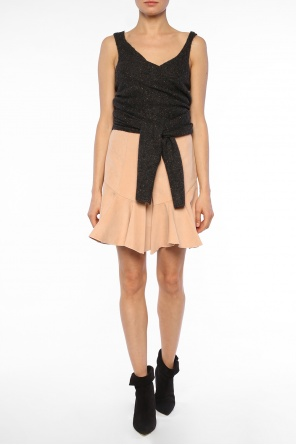 Short ruffle skirt od Isabel Marant