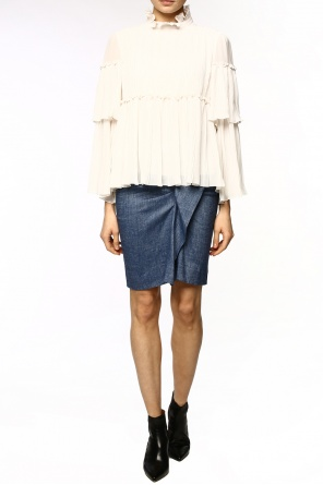 Gathered skirt od Isabel Marant Etoile
