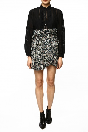 Belted patterned skirt od Isabel Marant Etoile