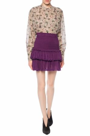 Skirt with an openwork finish od Isabel Marant Etoile